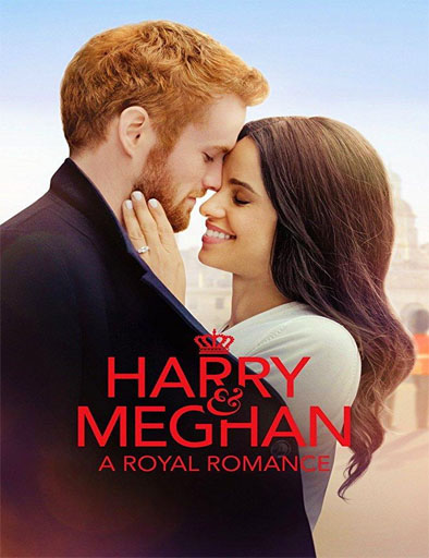 Poster de Harry and Meghan: A Royal Romance