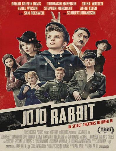 Poster de Jojo Rabbit