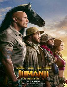 Poster new de Jumanji: El siguiente nivel