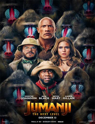 Poster de Jumanji: El siguiente nivel