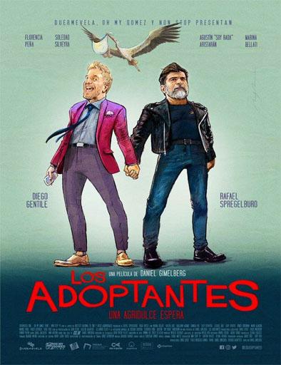 Poster de Los adoptantes