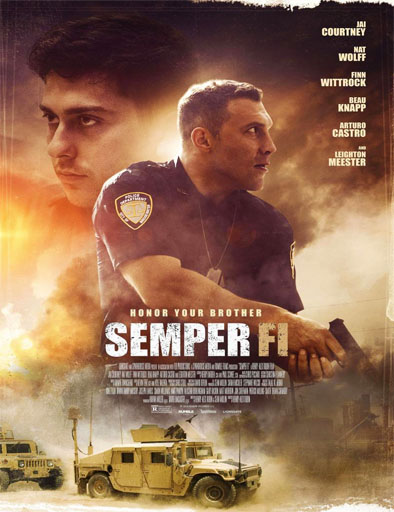 Poster de Semper Fi
