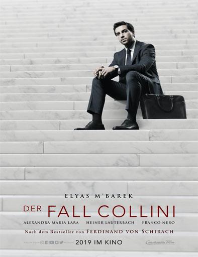 Poster de The Collini Case