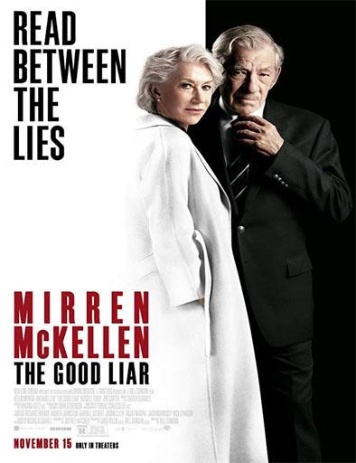 Poster de The Good Liar