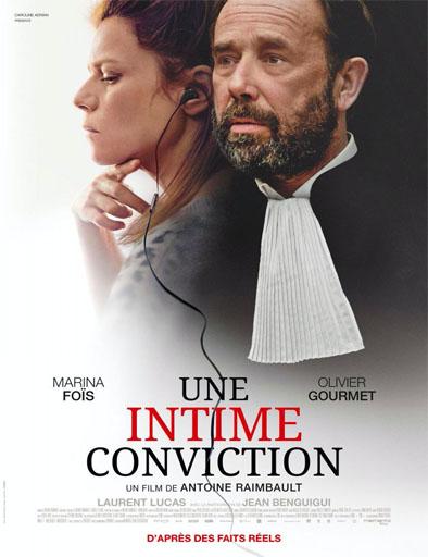 Poster de Une intime conviction