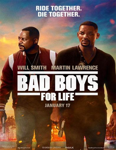 Poster de Bad Boys para siempre