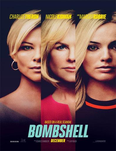 Poster de Bombshell (El escándalo)