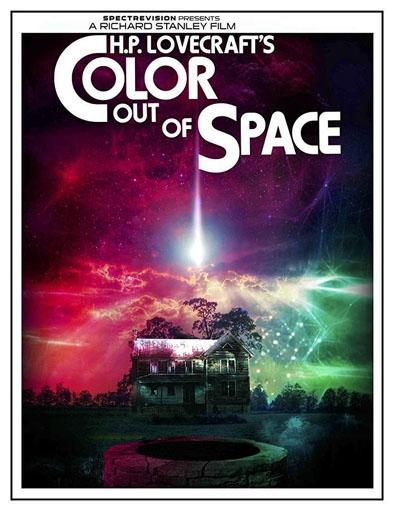Poster de Color Out of Space