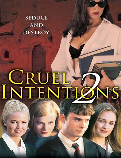 Poster de Cruel Intentions 2 (Crueles intenciones 2)