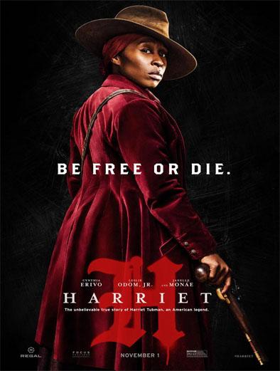 Poster de Harriet
