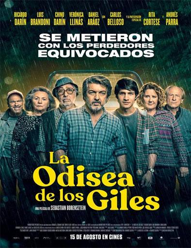 Poster de La odisea de los giles