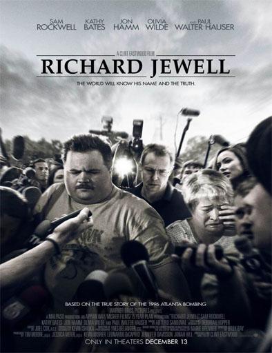 Poster de El caso de Richard Jewell
