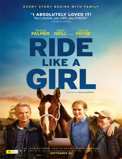 Poster de Ride Like a Girl