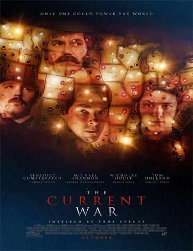 Poster de The Current War (Una guerra brillante)
