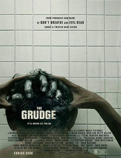 Poster de The Grudge
