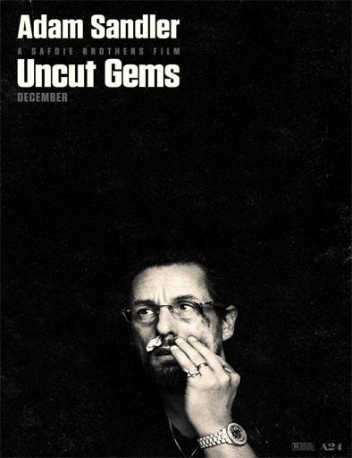 Poster de Uncut Gems (Diamantes en bruto)