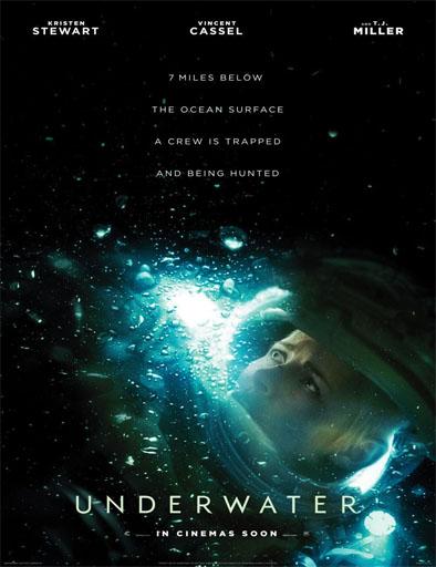 Poster de Underwater (Amenaza en lo profundo)