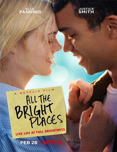 Poster de All the Bright Places