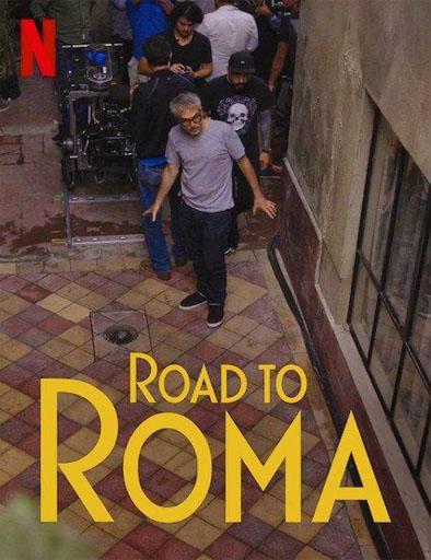 Poster de Camino a Roma