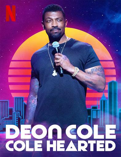 Poster de Deon Cole: Cole Hearted