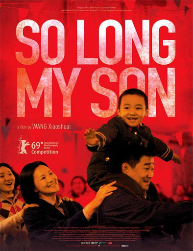 Poster de So Long, My Son