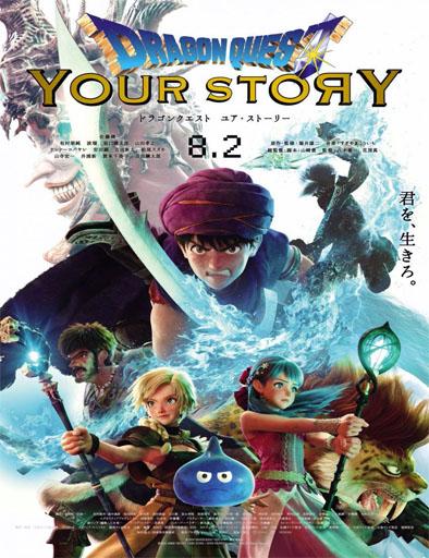 Poster de Dragon Quest: Your Story