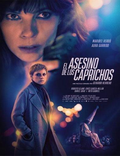 Poster de El asesino de los caprichos