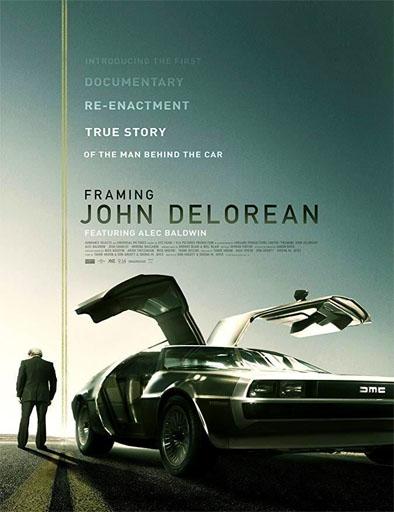 Poster de Framing John DeLorean