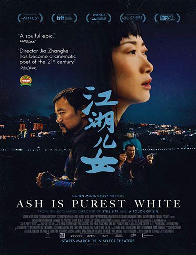 Poster de Ash Is Purest White