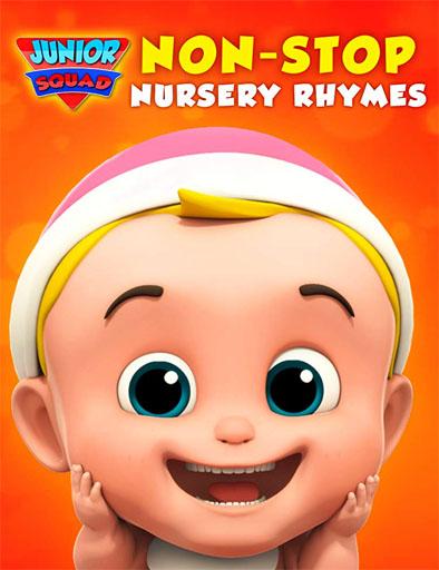 Poster de Junior Squad Non-Stop Nursery Rhymes