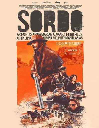 Poster de Sordo