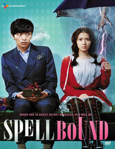 Poster de Spellbound (Amor espeluznante)