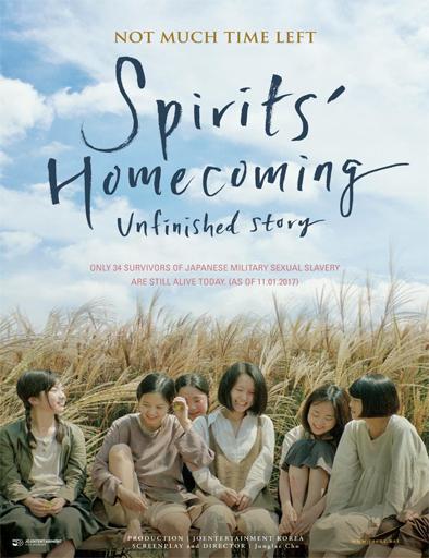 Poster de Spirits Homecoming