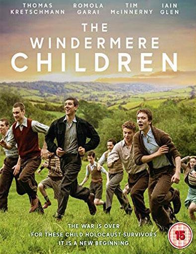 Poster de The Windermere Children