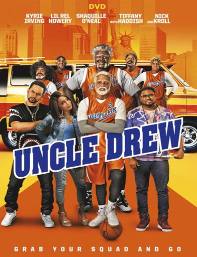 Poster de Uncle Drew (Tío Drew)
