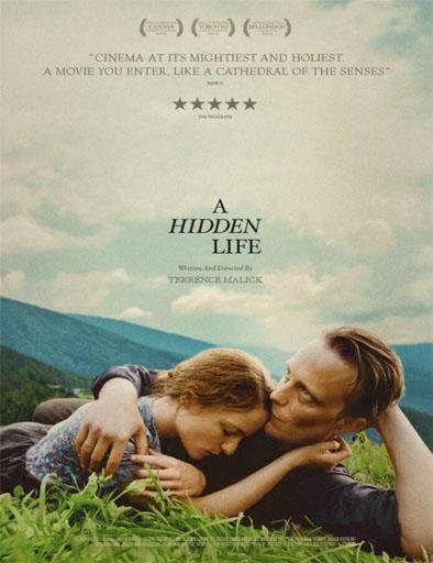 Poster de A Hidden Life (Vida oculta)