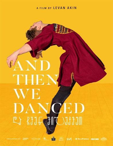 Poster de And Then We Danced (Solo nos queda bailar)