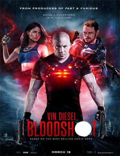 Poster de Bloodshot
