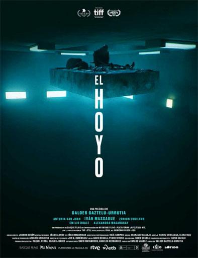 Poster de El hoyo