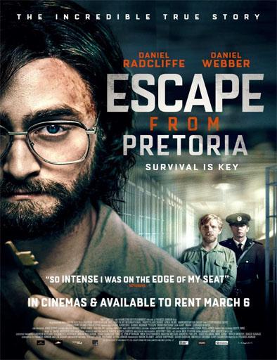 Poster de Escape from Pretoria