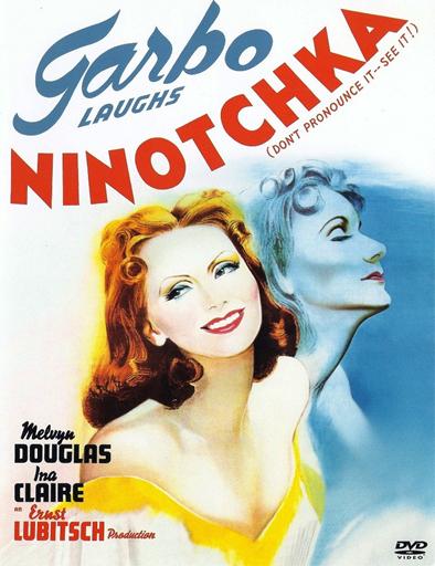 Poster de Ninotchka