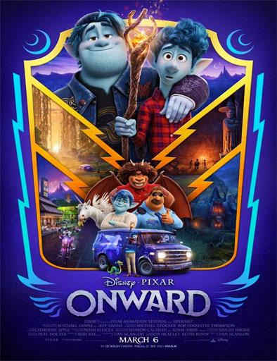 Ver Onward (Unidos) (2020) online