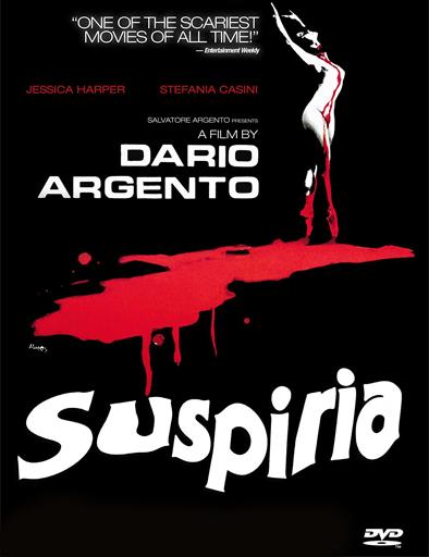 Poster de Suspiria (Alarido)