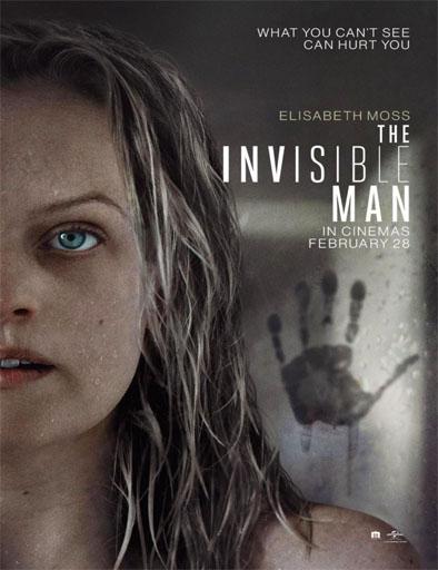 Poster de The Invisible Man (El hombre invisible)