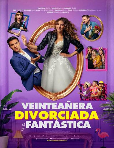 Poster de Veinteañera: Divorciada y Fantástica