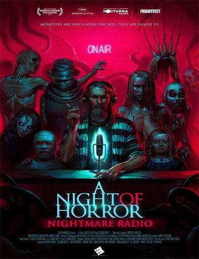 Poster de A Night of Horror: Nightmare Radio