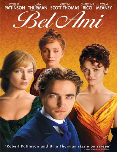 Poster de Bel Ami, historia de un seductor