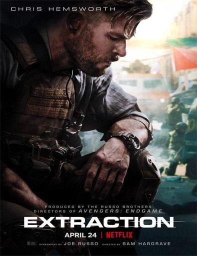 Poster de Extraction (Misión de rescate)