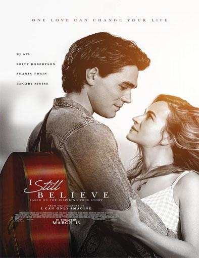 Poster de I Still Believe (Mientras estés conmigo)