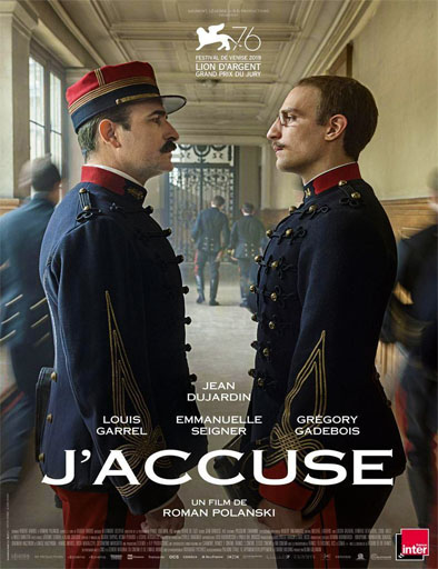 Poster de J'accuse (An Officer and a Spy)